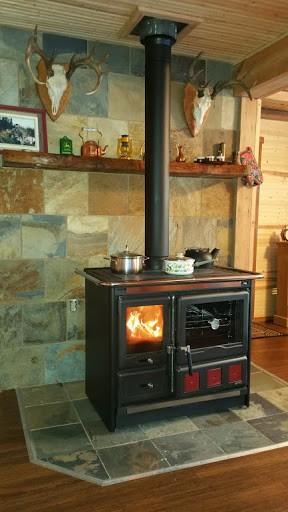 Wood Burning Cook Stove La Nordica Rosa XXL