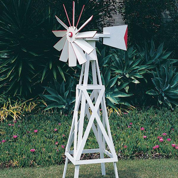 plans for wood windmill