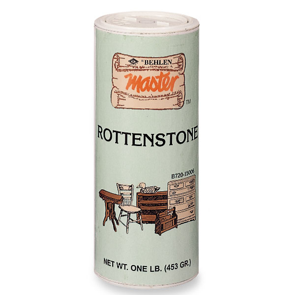 Rottenstone, 1 lb. | Polishing Compounds @Woodworking News