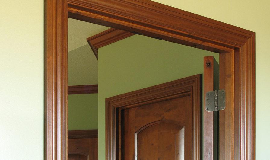 Using Wood Door Frames for Fire