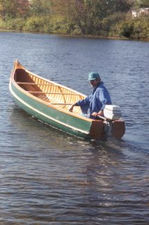 Lake Square Stern Canoe - Year of Clean Water