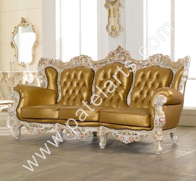 design of wood sofa set violino wooden sets indian carved carving hand
