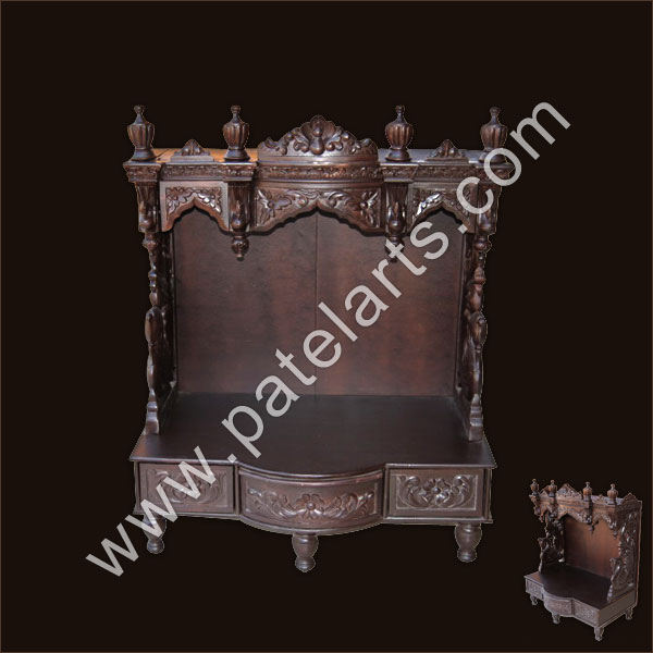 sofa exporters india wall bed wooden carved teakwood temple / mandir, ...