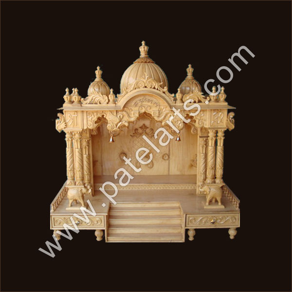 Wooden Mandir Wooden Temple Design Wooden Temple For Home