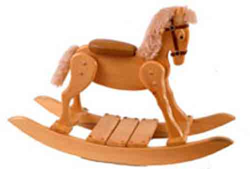 Wooden Rocking Horse Plans how to make