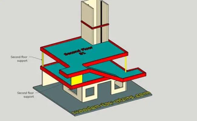 Toy Car Garage Download Free Print Ready Pdf Plans