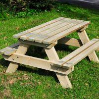 Picnic Tables | The Wooden Workshop | Oakford, Devon