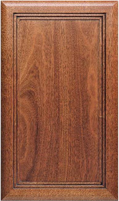 Recessed Panel Mitered Doors  Custom Cabinet Doors