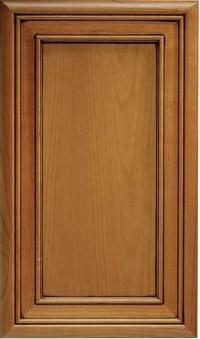 Recessed Panel Mitered Doors