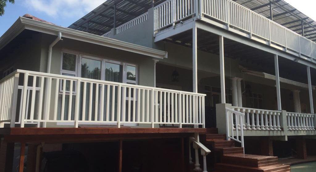 Wooden Decking & Balustrades
