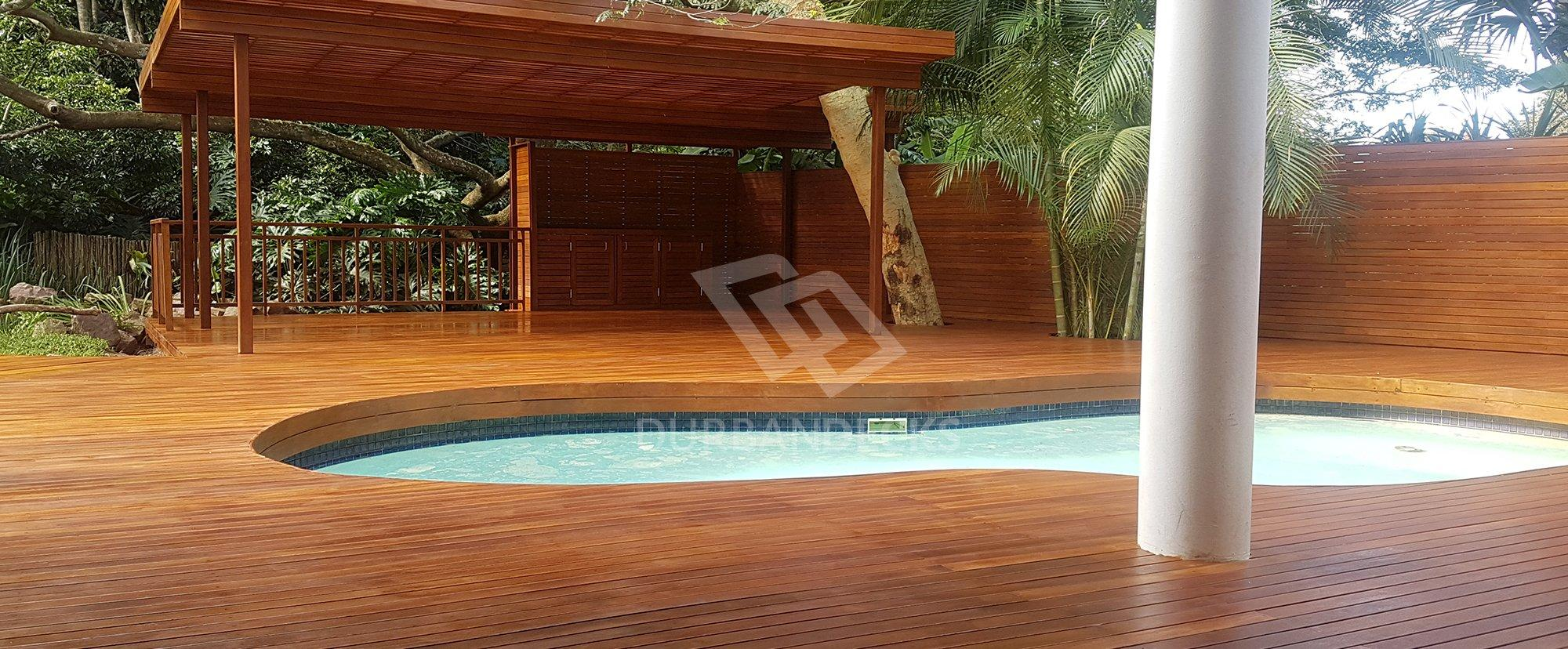 Wooden Decking Company Durban