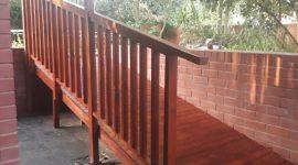 Wooden Decking in Durban