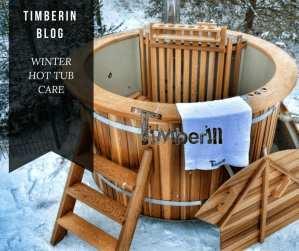 WINTER HOT TUB CARE