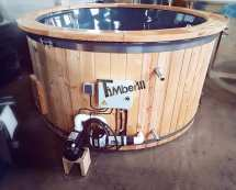Outdoor Hot Tubs Wood Fired Electric Heater