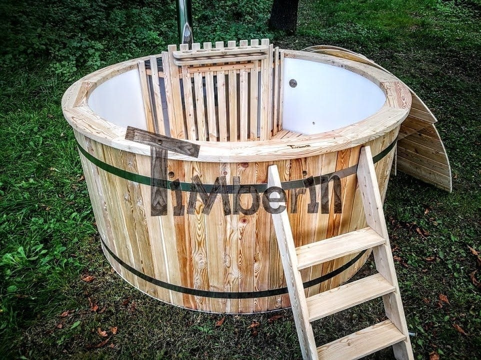 Hot-tub-with-snorkel-wood-fired-heater Finished projects