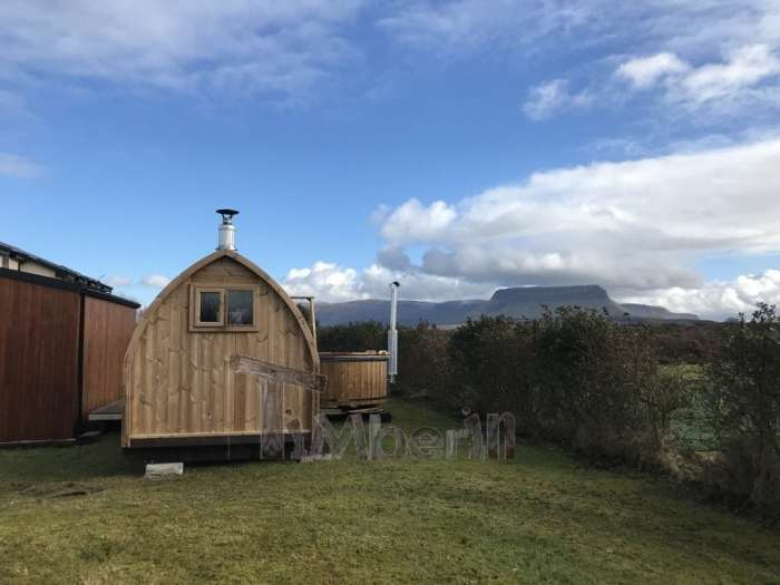 Outdoor-sauna-Iglu-wood-fired-hot-tub-with-integrated-wood-burner-Wellness-Royal-Paul-Sligo-Ireland-3-700x525 Outdoor sauna Iglu + wood-fired hot tub with integrated wood burner, Wellness Royal, Paul, Sligo, Ireland