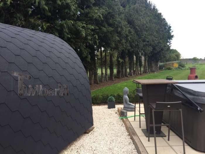 Outdoor-garden-igloo-sauna-Darren-Worlington-U.K.-2 Outdoor garden igloo sauna, Darren, Worlington, U.K.