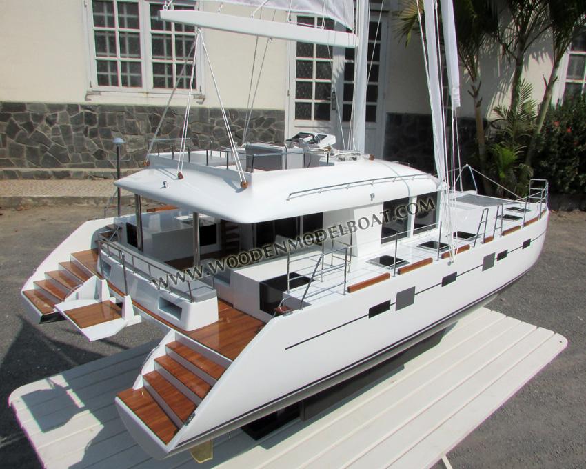 Lagoon 560 Catamaran Model