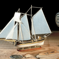 Amati Hannah Ship in a Bottle