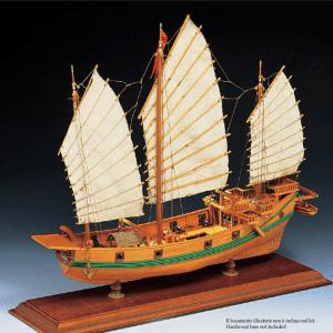 Amati Giunca Pirata Cinese