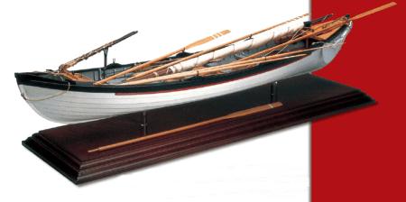Amati Baleniera Whaleboat