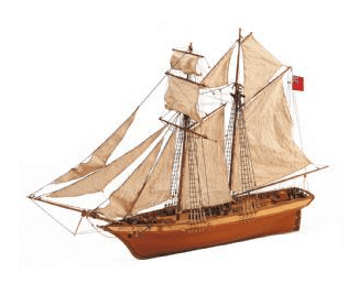 Beginner And Easy Wooden Model Ship Kits
