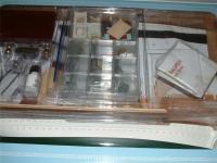 Artesania Latina Sagres with Tools and Paint