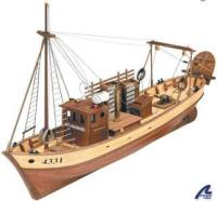 Artesania Latina Mare Nostrum Wood Ship Kit