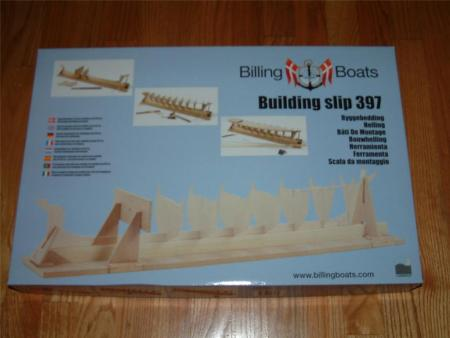 Billing Boats Building Slip