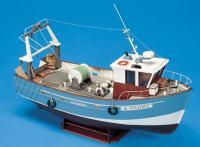 Billing Boats Boulogne Etaples Stern Trawler