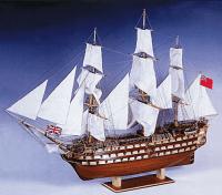 Constructo HMS. Victory
