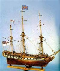 Corel H.M.S Unicorn