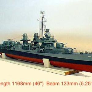 Deans Marine USS Kidd