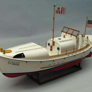Dumas USCG Motor Lifeboat