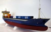 Deans Marine Fairwind Wooden Ship Kit R/C