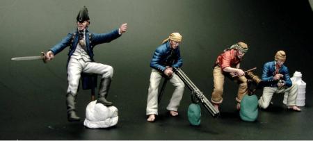 Flagship Models Figurines