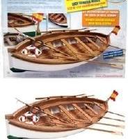 Artesania Latina J.S. Elcano Lifeboat