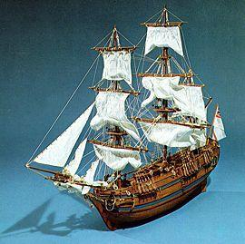 Mantua HMS Bounty