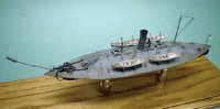 Flagship Models CSS Chicora / Savannah