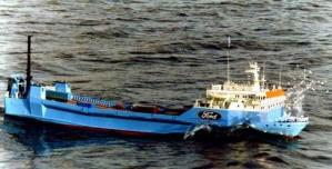 Deans Marine Maersk Anglia