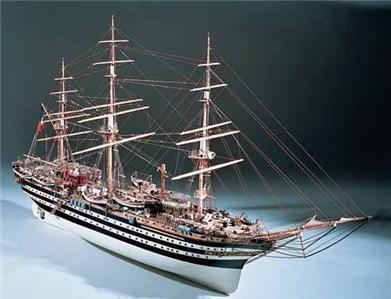 Panart Wooden Model Ship Kits