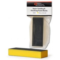 FLX1004 Sanding Block, Foam 240 grit