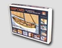 HMS Alert 1777 1:72 - Shipyard ZL001- Laser Cardboard Kit
