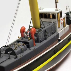 Turk Model Tugboat Liman