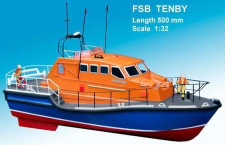 Model Slipways FSB Tenby