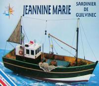 Soclaine Jeannine Marie Sardine Fishing Boat 1908