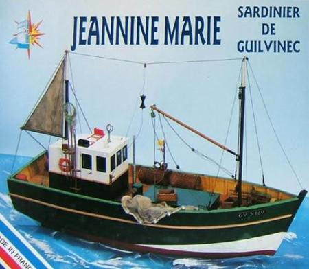 Soclaine Jeannine Marie
