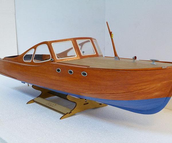 Nordic Chaser: Nordic Class Boats Solö Ruff