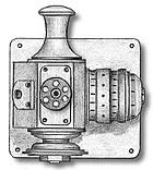 4861 Electric Windlass 24x25mm cast metal