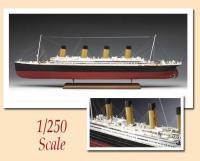 AM1200/83 Amati Plans for Titanic